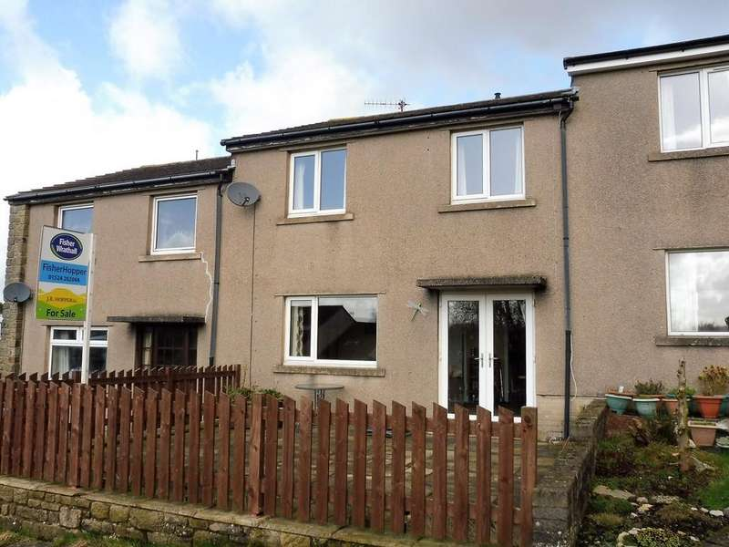3 Bedrooms Terraced House for sale in Grasmere Drive, Bentham
