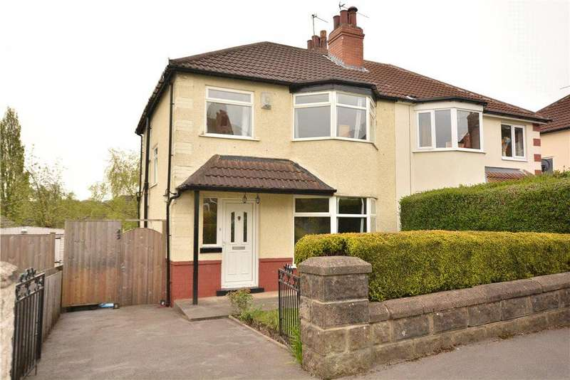 3 Bedrooms Semi Detached House for sale in Roundhay Grove, Leeds