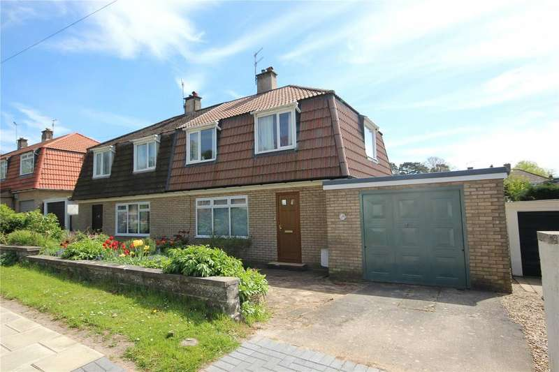3 Bedrooms Semi Detached House for sale in Great Brockeridge, Westbury-on-Trym, Bristol, BS9