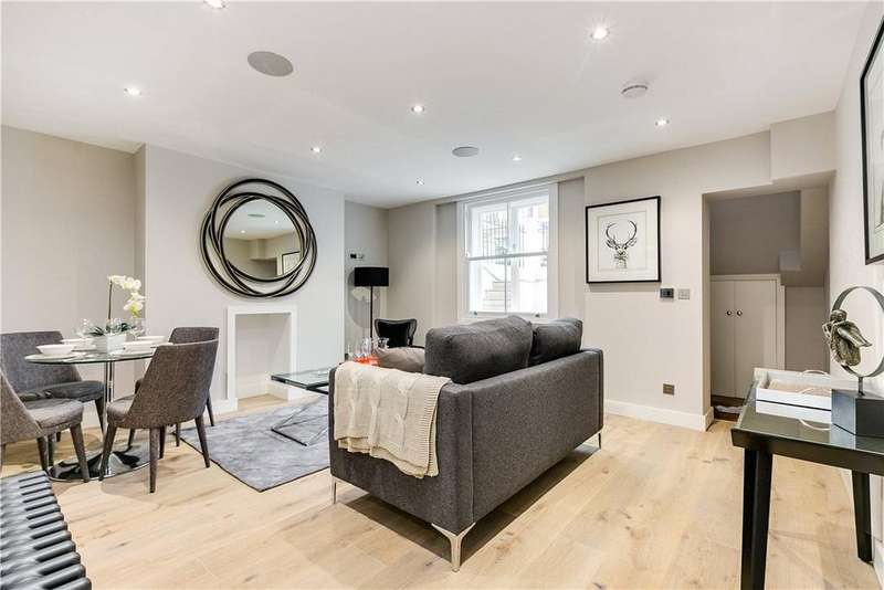 1 Bedroom Flat for sale in Gunter Grove, Chelsea, London, SW10
