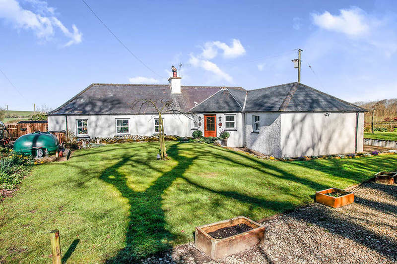 3 Bedrooms Detached House for sale in Rispain Cottage, Whithorn, Newton Stewart, DG8
