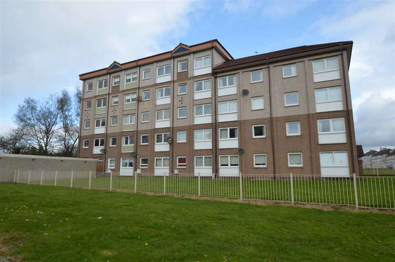2 Bedrooms Apartment Flat for sale in Watson Street, Motherwell