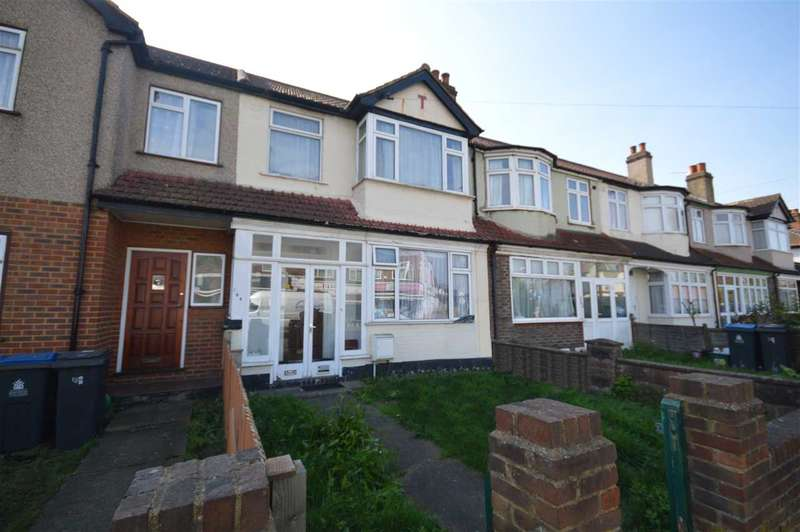 3 Bedrooms Terraced House for sale in Red Lion Road, Tolworth