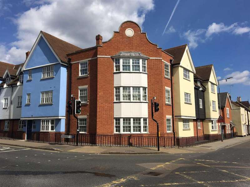 2 Bedrooms Apartment Flat for sale in St James Court, Colchester