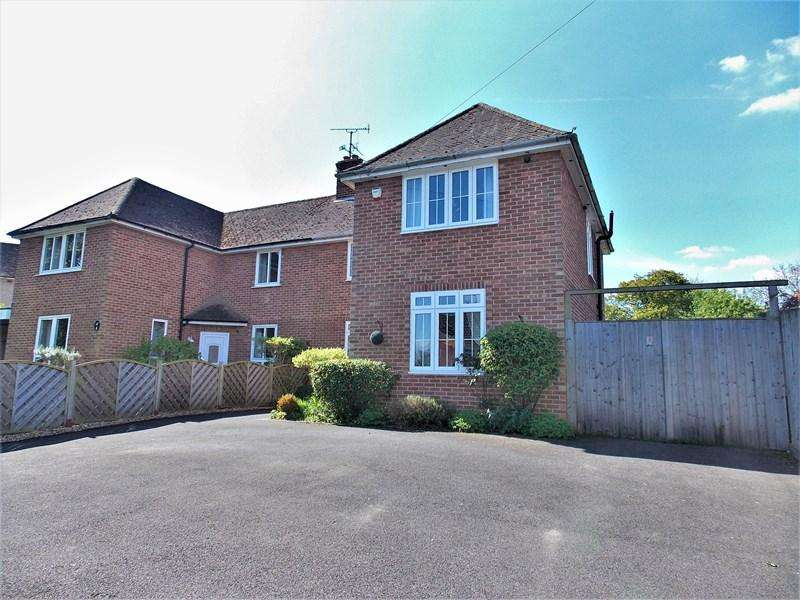 3 Bedrooms Semi Detached House for sale in Chepstow Road, Tilehurst, Reading