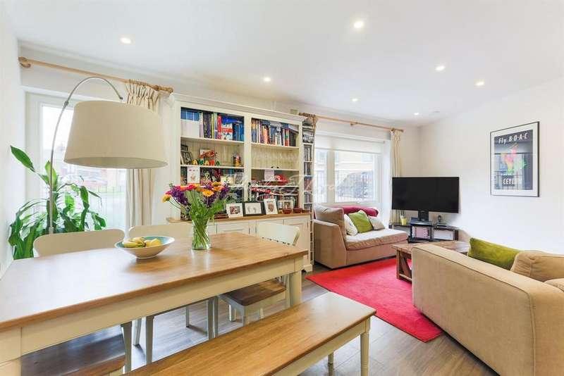 2 Bedrooms Flat for sale in Thackeray House, Highbury, N5