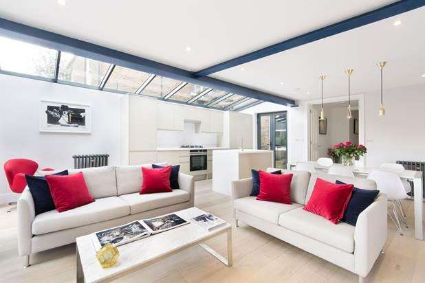 2 Bedrooms Flat for sale in St Quintin Gardens, London, W10