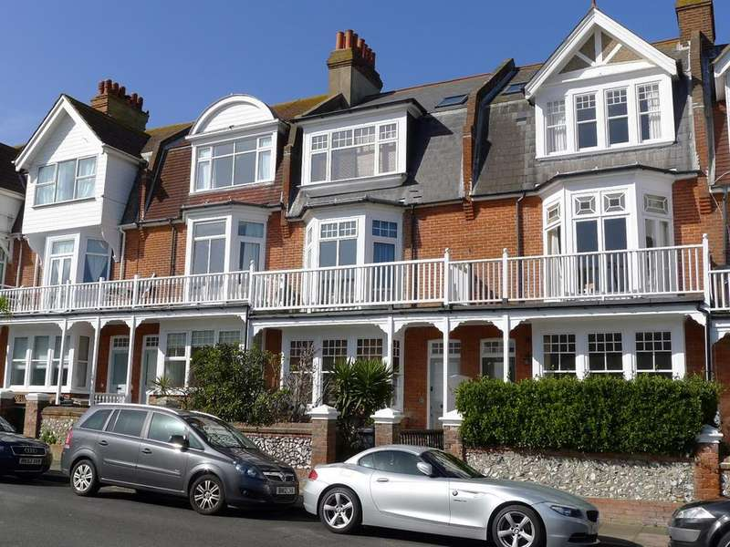 5 Bedrooms Terraced House for sale in Vicarage Road, Eastbourne, BN20