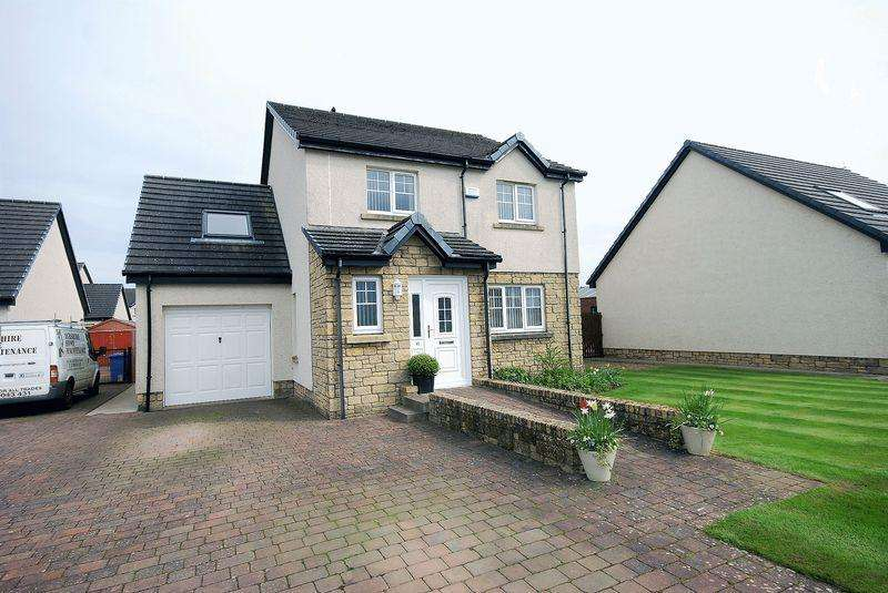 4 Bedrooms Detached Villa House for sale in 12 Marshall Gardens, Kilmaurs, KA3 2TZ