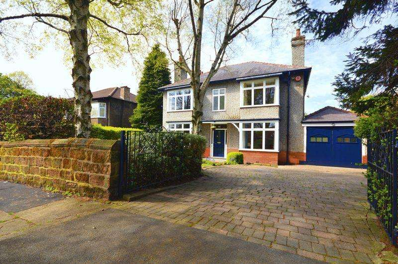 4 Bedrooms Detached House for sale in Woodlands Road, Aigburth Vale