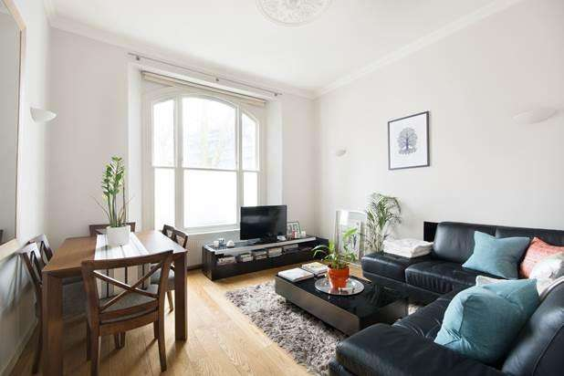 1 Bedroom Flat for sale in Westbourne Gardens, London, W2