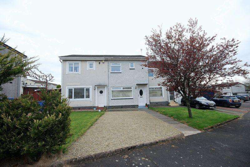 2 Bedrooms Terraced House for sale in 6 Annanhill Place, Kilwinning, KA13 6TW