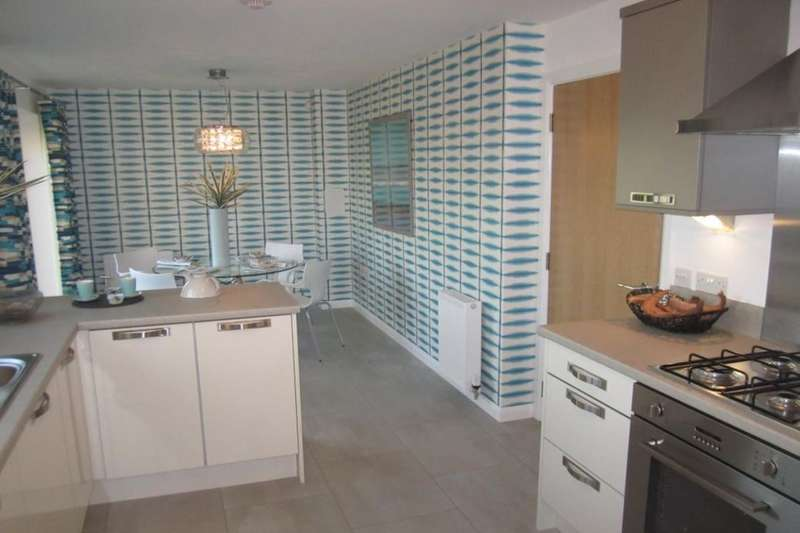 2 Bedrooms Flat for sale in Barons Gate Leven Street, Motherwell, ML1