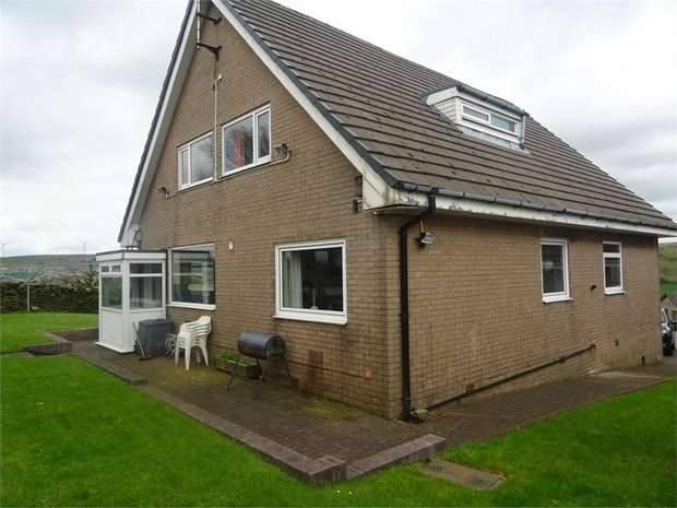 5 Bedrooms Detached House for sale in Bankside Close, Bacup, Lancashire