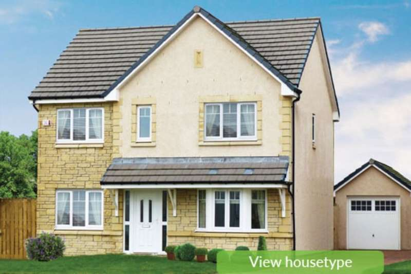 4 Bedrooms Detached House for sale in Oakley Road, Saline, Dunfermline, KY12
