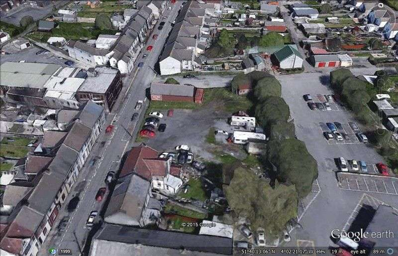 Plot Commercial for sale in Development Land adjacent to 76, Brighton Road, Gorseinon, Swansea, West Glamorgan. SA4 4BN
