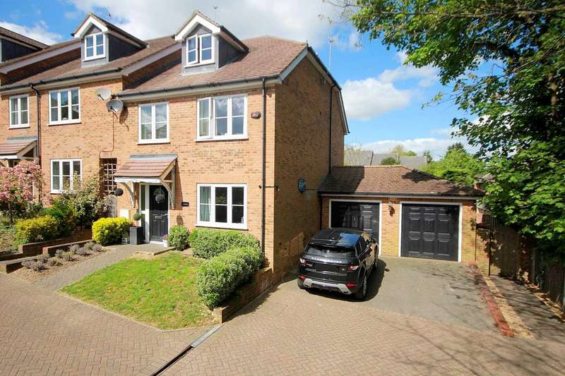 4 Bedrooms House for sale in Exclusive 4 Bed in Private Development, Cemmaes Court Road, HP1