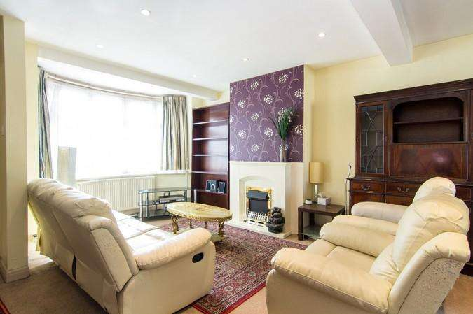 2 Bedrooms Terraced House for sale in Ribchester Avenue, Perivale, Greenford