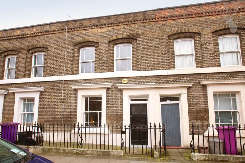 3 Bedrooms House for sale in Bancroft Road, Bethnal Green, E1