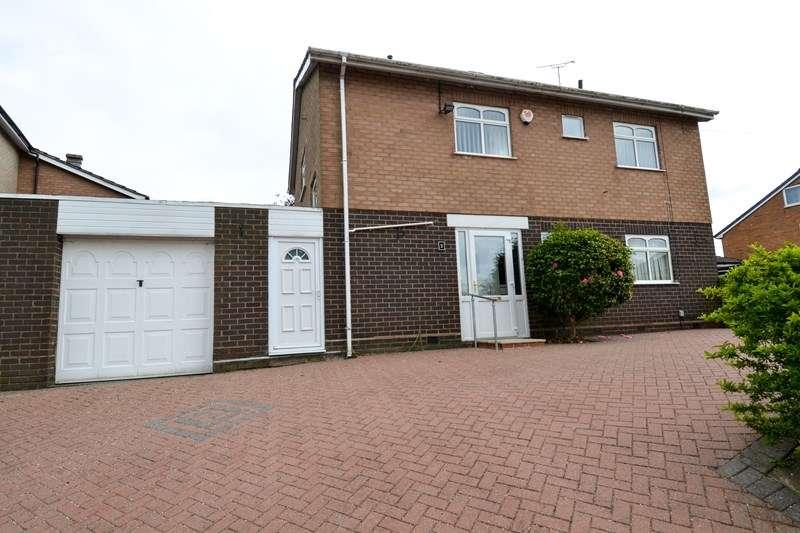 3 Bedrooms Detached House for sale in Rectory Road, Northfield, Birmingham
