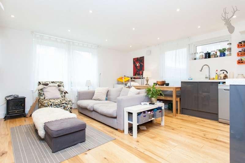 1 Bedroom Flat for sale in Oban Street, Poplar, E14