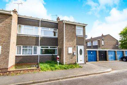 3 Bedrooms End Of Terrace House for sale in Fitzgerald Court, Clinton Park, Tattershall, Lincoln