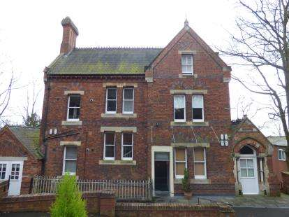 1 Bedroom Flat for sale in Lindum Terrace, Lincoln, Lincolnshire