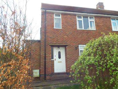 2 Bedrooms Maisonette Flat for sale in Oak Avenue, Blidworth, Mansfield, Nottinghamshire