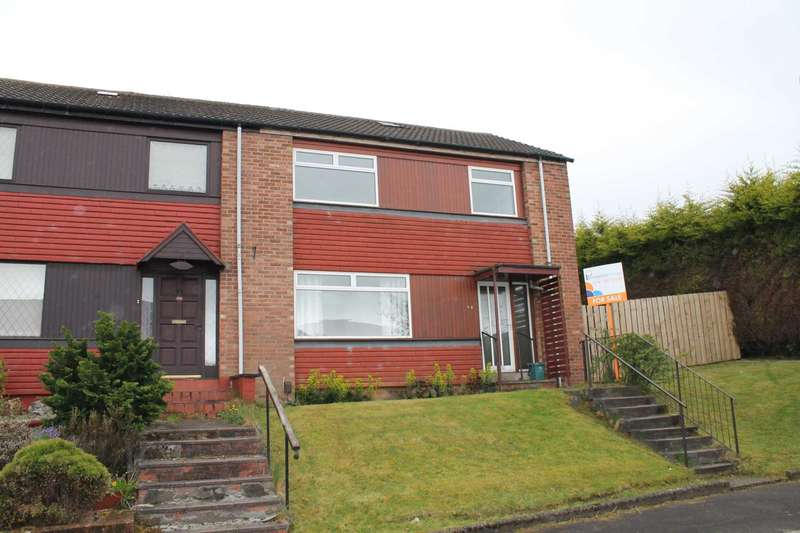 3 Bedrooms House for sale in Linside Avenue, Paisley