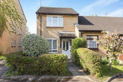 2 Bedrooms End Of Terrace House for sale in Tom Price Close, Cheltenham, Gloucestershire