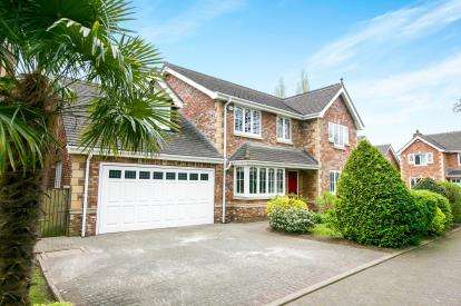 5 Bedrooms Detached House for sale in Virginia Chase, Cheadle Hulme, Cheadle, Greater Manchester