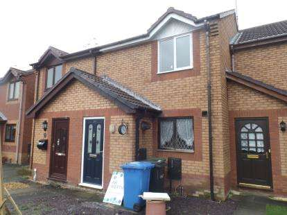 2 Bedrooms House for sale in Fern Close, Rhyl, Denbighshire, LL18