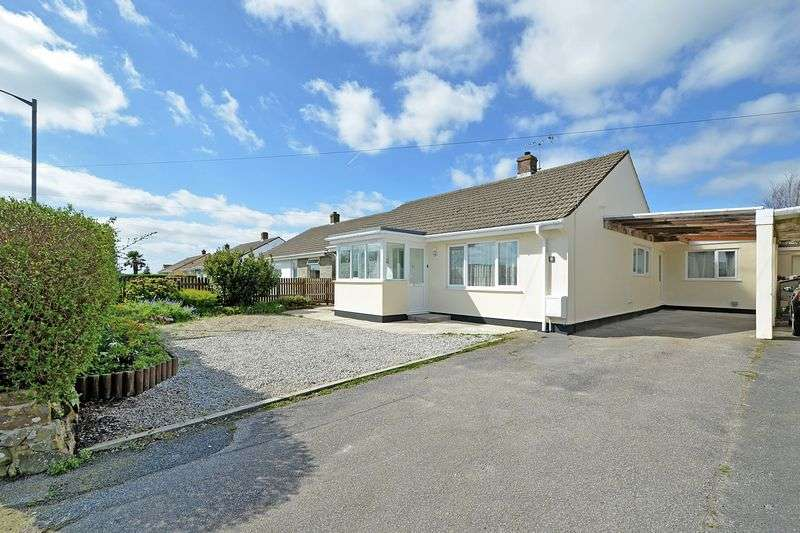3 Bedrooms Detached Bungalow for sale in Polstain Road, Threemilestone