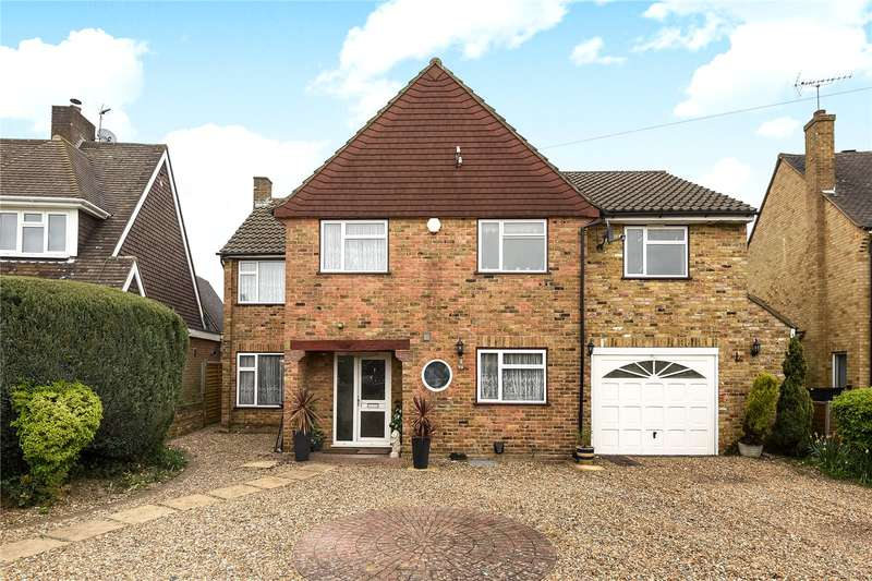4 Bedrooms House for sale in Upper Hill Rise, Rickmansworth, Hertfordshire, WD3