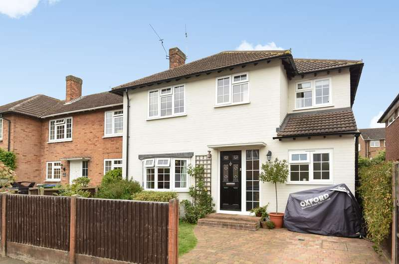 4 Bedrooms End Of Terrace House for sale in Hersham
