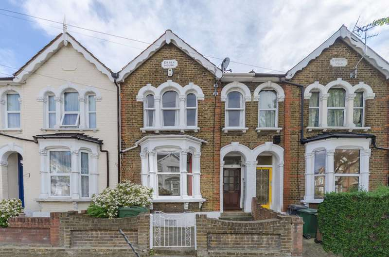 3 Bedrooms House for sale in Stainforth Road, Walthamstow Village, E17