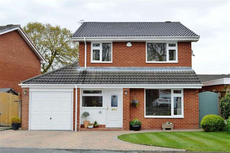 3 Bedrooms Detached House for sale in Dutton Drive, CH63