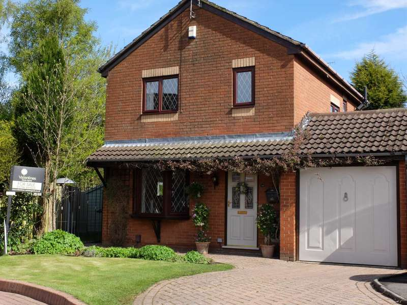 3 Bedrooms Link Detached House for sale in Pennine Vale, Shaw