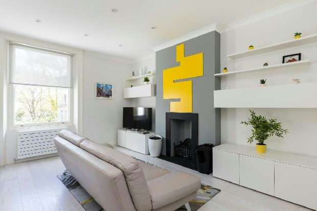 2 Bedrooms Flat for sale in Harley Road, Primrose Hill, NW3