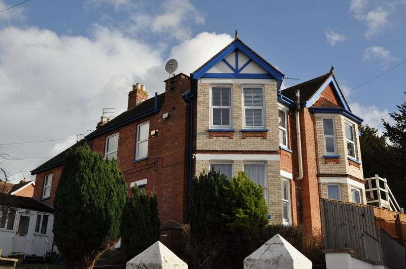 1 Bedroom Flat for sale in Bicton Villas, Exmouth