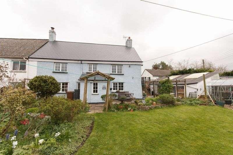 3 Bedrooms Semi Detached House for sale in High Cottage, Zeal Monachorum