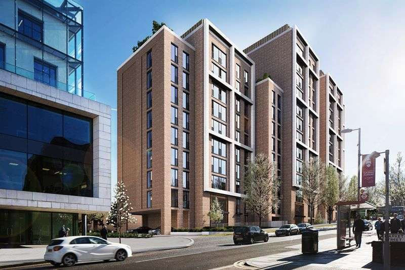 1 Bedroom Flat for sale in Wellington Quarter, Woolwich
