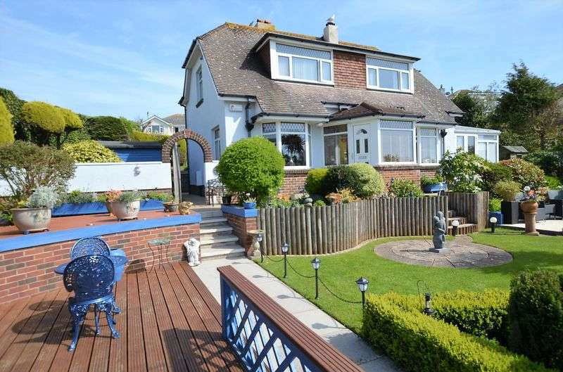 3 Bedrooms House for sale in BROADSANDS PARK ROAD, BROADSANDS, PAIGNTON.