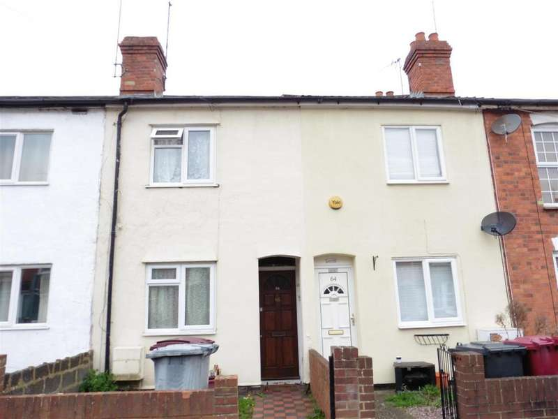2 Bedrooms Terraced House for sale in Albany Road, Reading