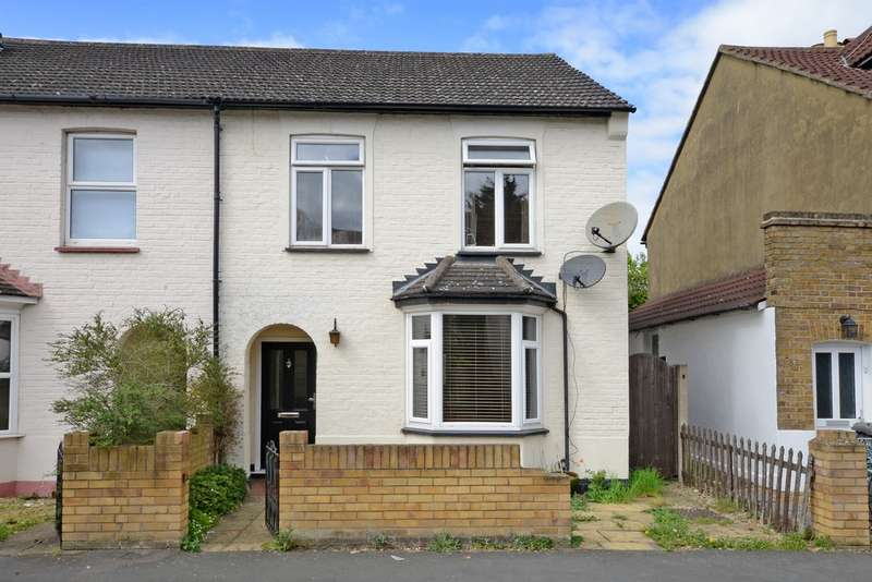 3 Bedrooms Semi Detached House for sale in New Road, Staines-upon-Thames