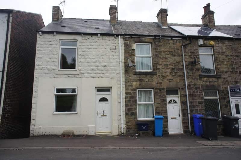 2 Bedrooms End Of Terrace House for sale in Manchester Road, Deepcar, Sheffield, S36 2RF