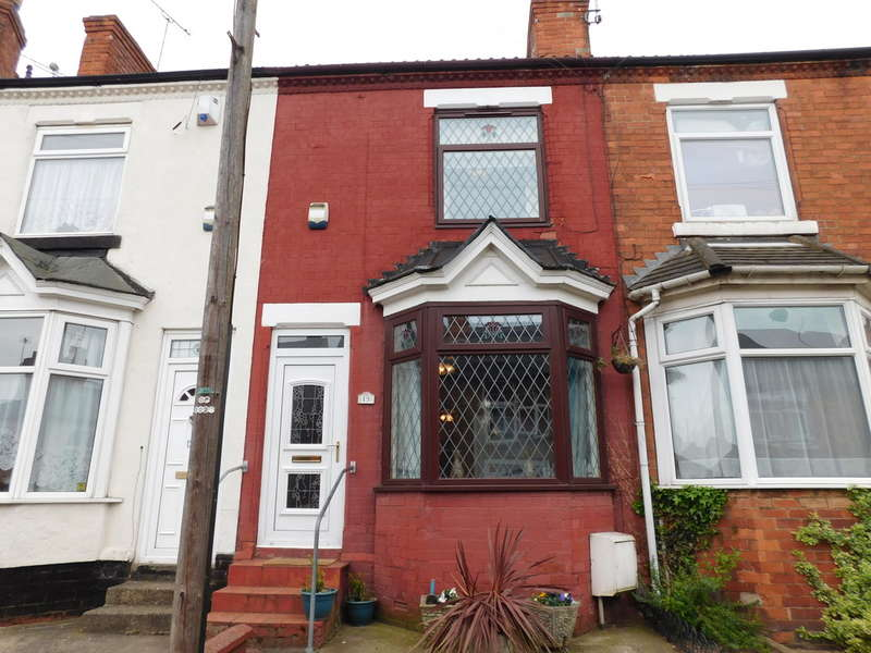 3 Bedrooms Terraced House for sale in Broxtowe Drive, Mansfield