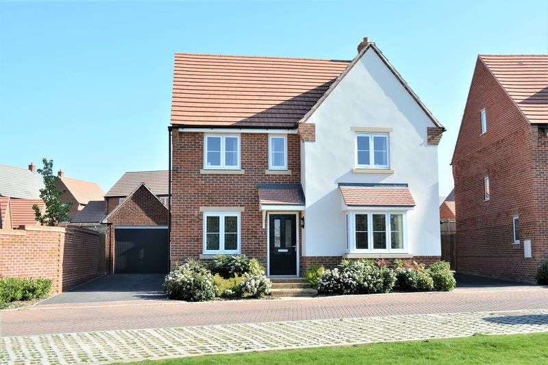 4 Bedrooms Detached House for sale in Great Western Park, Didcot