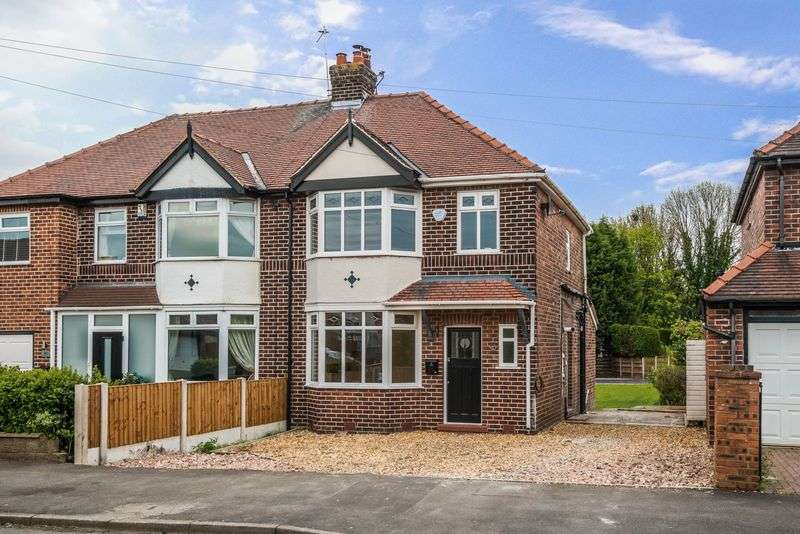3 Bedrooms Semi Detached House for sale in Lindi Avenue, Warrington