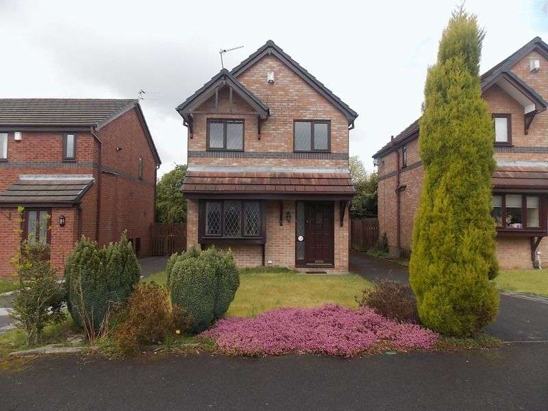 3 Bedrooms Detached House for sale in Templeton Close, Westhoughton